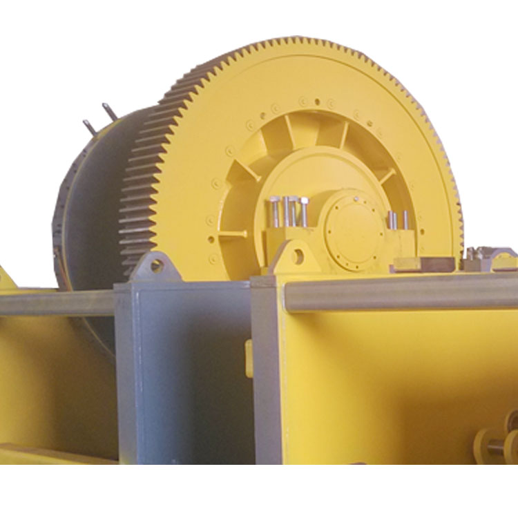 Sew potrochemical engineering winch gearbox