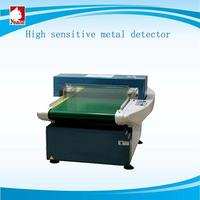 2015 special metal needle detector machine clothing factory