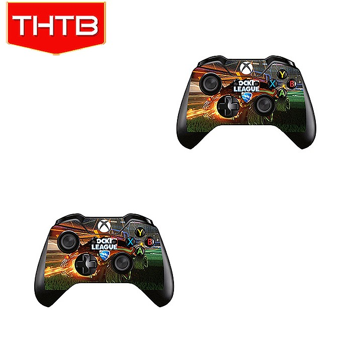 THTB customized design vinyl skins sticker for xbox one decal