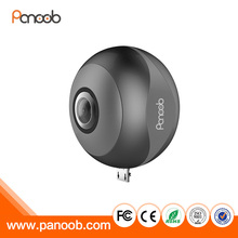 Latest 360 Degree Action Camera With Wifi Mini Sports VR camera for mobile phone