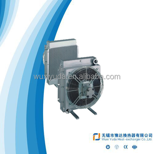 M series oil/air cooling system