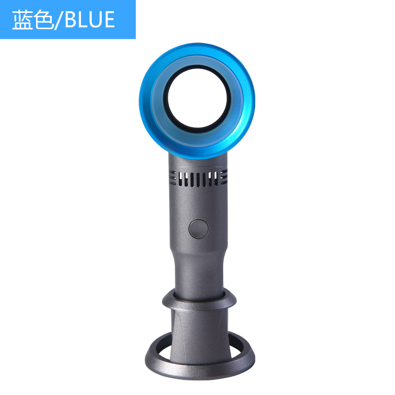 2019 bladeless fan no leaf  Electric Tower Fan in New Design low sound USB Cable mini cooler