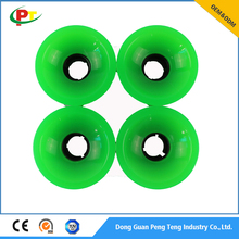 Hot Selling Product 70*51mm skateboard wheels for skating