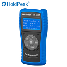 PM2.5 HCHO detector HoldPeak HP-5800F PM2.5 / PM10 / formaldehyde detector