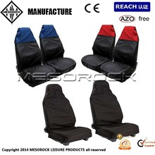 Universal Car Van Waterproof Nylon Front Heavy Duty Protectors Seat Covers