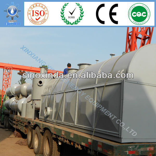 US standard Used plastic recycling machine. without pollution