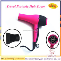 Professional Household Setting the Speed & Heat Freely, Cool Shot Function New Professional Hair Dryer
