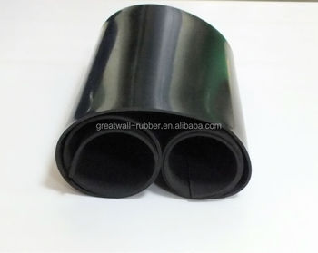 Fire Resistance Special Industrial Rubber sheet