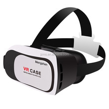 VR Case Virtual Reality Headset 3D Glasses For Video Movie Game VR Box Fit for IOS,Android & PC Phone Series 4.0-6.0 Inch Screen