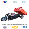 High quality 2T electric hydraulic tricycle/hydraulic lift cargo tricycle