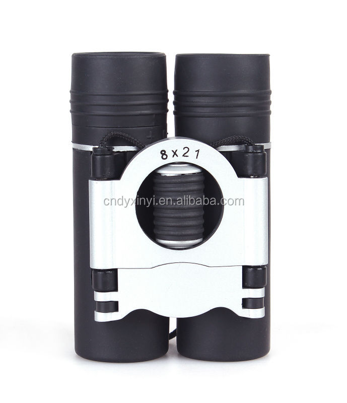professional optical Compact Binoculars 8x21 made in china
