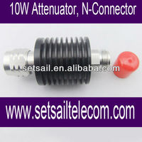 N Male Attenuators 10dB