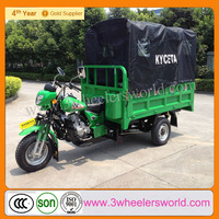 Made in China Super Price Gear Shift Gas Scooter Sidecar Inverted Tricycle for Sale