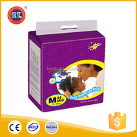 2015 High Absorbency Disposable Baby Diapers Wholesale