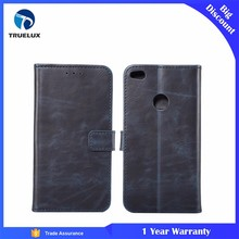 Good Quality Flip Wallet Leather Case Cover for Huawei P8 Lite 2017 Case With Stand Function