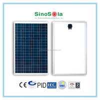 solar pv module 100wp with TUV/IEC61215/IEC61730/CEC/CE/PID