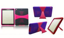 Wholesale Phone Cover Heavy Duty Kickstand Defender Combo Case for IPAD 6