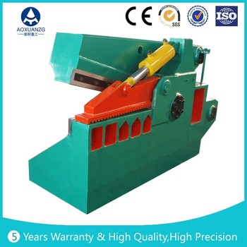 new production small hydraulic crocodile metal shear on sale