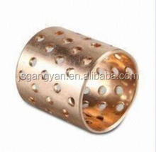 Oil pot FB092 copper bushing/Slide bushing FB092 bronze bearing/oil hole brass bush