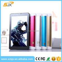 "7"" 3G Phablet PC Bluetooth Android 4.4 Phone Call tablet MT6572 Dual Core 1024*600 HD Phablet 7inch Tablet"