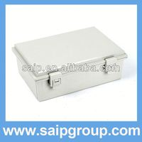 2014new aluminum waterproof case box 170x250x100mm