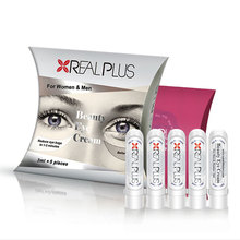 REAL PLUS Reduce eye bags in 1-2 minutes eye cream moisturizing eye care anti- puffiness wrinkles dark circles face skin care