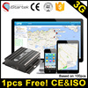 Easy install track by calling canbus tracker with power cut alarm