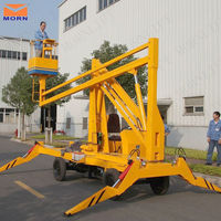 self propelled articulated human lift