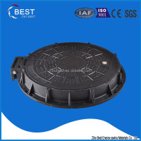 SMC EN124 C250 Sanitary Sewer Access Round Manhole Cover