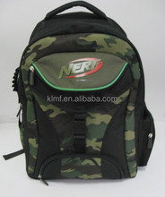 Custom camo photo skate backpack