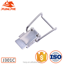 cabinet hasp lock/China wholesale wire rope fasteners latch toggle clamp J301