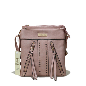 0a6455bb97 KKXIU Amazon Best Seller Latest Zipper Pocket New Designer Famous Brand  Handbags Cross Body Sling Bags