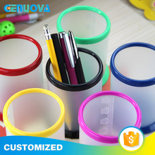 Most popular style colorful style delacate tubular penrack