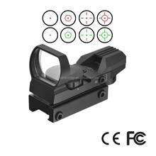 Red and Green Dot 4 Reticle patters Reflex Sight scope for sale