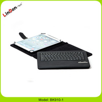 "Universal Wireless Keyboard Case for Tablet PC 9"" 10"" Support Android /IOS /Windows Bluetooth Keyboard Case BK910-1"