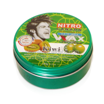 Factory price nitro canada hair color wax hair styling wax