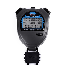 CHRONOGRAPH Able to preset paces from 10 paces per minute to 320 paces per minute