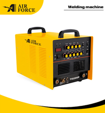 AC DC Inverter TIG Welding Machines with Paulse TIG 200P ACDC