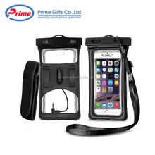 New Design Floating Waterproof Pouch Bag for Cell Phone with Armband