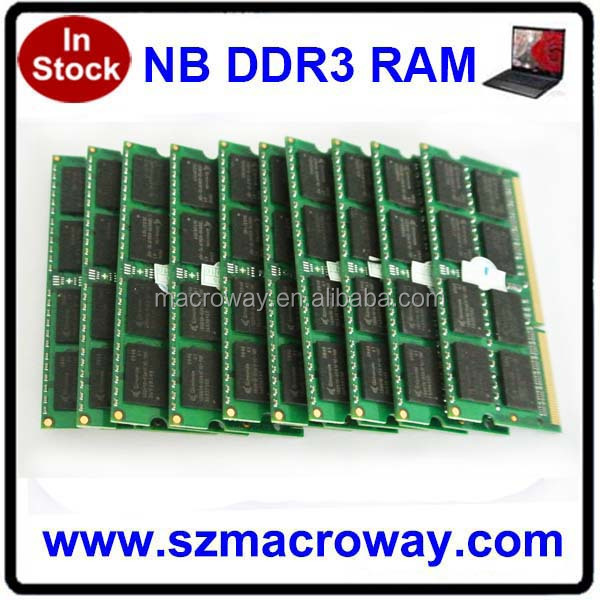 Wholesale bulk laptop 8gb ddr3 ram ddr3 4gb ram 1333 pc3-10600