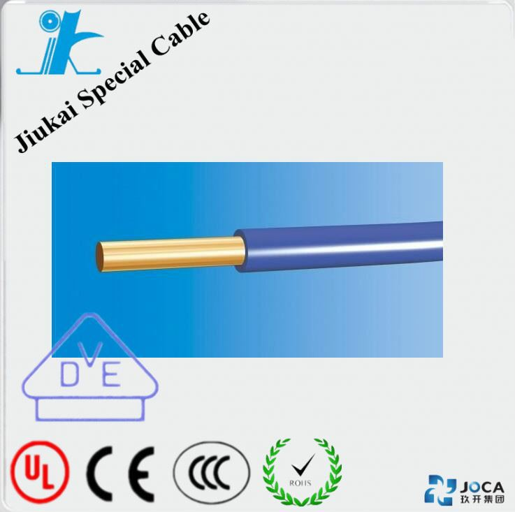good quality and low price vde h03vv-f/h03vvh2-f 3 cores electric power cable