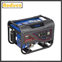 OHV new model ac output silent cheap price single phase CE approved single phase 2kw daishin gasoline generator
