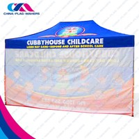 cheap advertise display fold aluminum 3x4.5m canopy