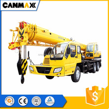 Certified Hoist Machinery 20t truck crane for sale qy20b.5