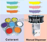 Silicone Color master batch for uv color change wristband or glow in dark color for silicon wristband