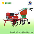 Multifunction manual maize wheat seeder planter machine