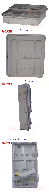 Outdoor Electricity Meter : Outdoor smc polyester meter box dmc indoor electric