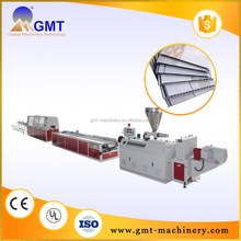 Manufacturers Supplier pvc profile plaster board production machine extrusion line
