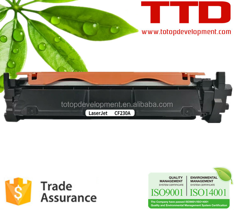 TTD Compatible Toner Cartrigde CF230A for HP LaserJet M203 M227 MS203dn M203dw M227fdw M227sdn