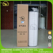 Offer High Quality industrial air filter element/cartridge air filter manufacturer
